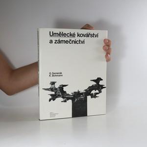 náhled knihy - Umělecké zámečnictví a kovářství