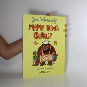 náhled knihy - Máme doma gorilu