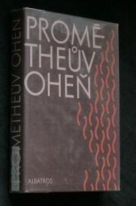 náhled knihy - Prométheův oheň : čítanka z dějin evropského volnomyšlenkářství a ateismu