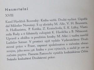 náhled knihy - Kniha veršů, 1938
