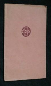 náhled knihy - Uvítání v kruh sokolský, 1946