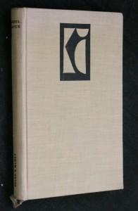 náhled knihy - Válka s mloky, 1958