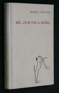 náhled knihy - Měl jsem psa a kočku, 1941