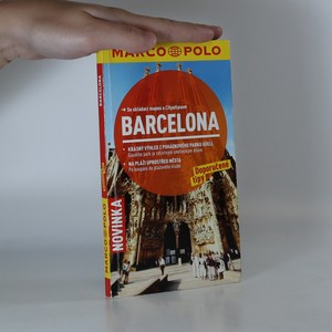 náhled knihy - Barcelona