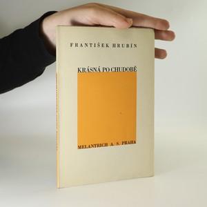 náhled knihy - Krásná po chudobě (věnování autora)