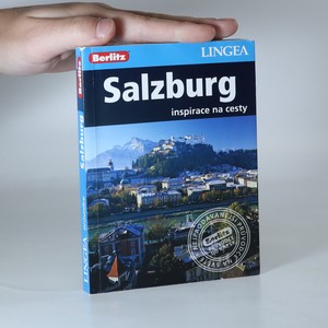 náhled knihy - Salzburg. Inspirace na cesty