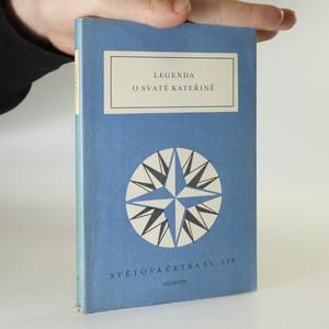 náhled knihy - Legenda o Svaté Kateřině