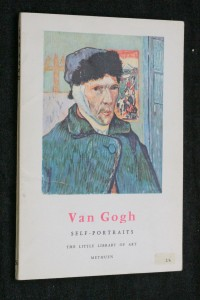 náhled knihy - Van Gogh self-portraits