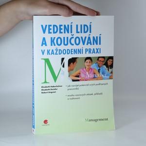 náhled knihy - Vedení lidí a koučování v každodenní praxi