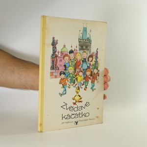 náhled knihy - Zvědavé káčátko