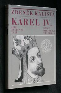 náhled knihy - Karel IV. : jeho duchovní tvář