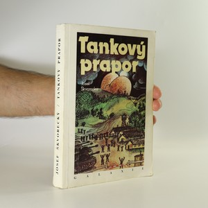 náhled knihy - Tankový prapor. Fragment z doby kultů