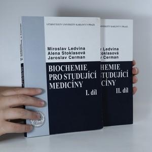 náhled knihy - Biochemie pro studující medicíny. I.+II. díl (komplet)