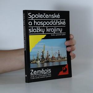 náhled knihy - Společenské a hospodářské složky krajiny