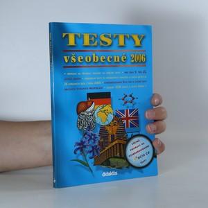 náhled knihy - Testy všeobecné 2006