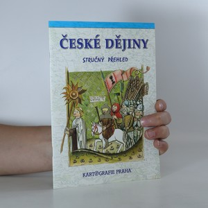 náhled knihy - České dějiny. Stručný přehled