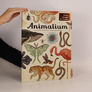 náhled knihy - Animalium