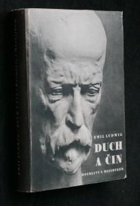 náhled knihy - Duch a čin : rozmluvy s Masarykem