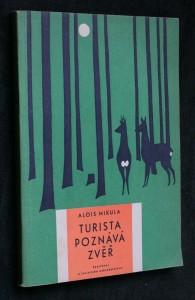 náhled knihy - Turista poznává zvěř