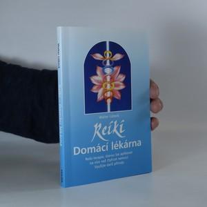 náhled knihy - Reiki. Domácí lékárna