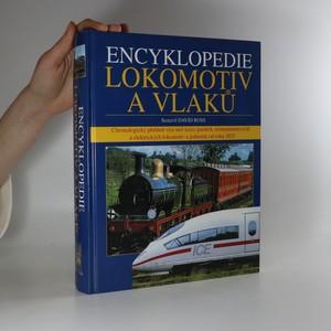náhled knihy - Encyklopedie lokomotiv a vlaků