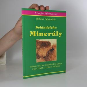 náhled knihy - Schindeleho minerály. Obsahující 34 minerálních látek pro člověka, zvíře a přírodu