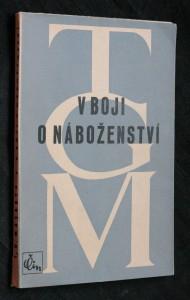 náhled knihy - V boji o náboženství
