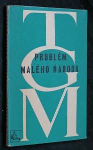 náhled knihy - Problém malého národa