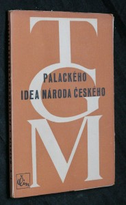 náhled knihy - Palackého idea národa českého