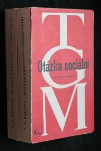 náhled knihy - Otázka sociální : základy marxismu filosofické a sociologické 2 svazky