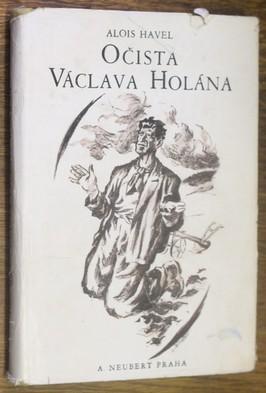 náhled knihy - Očista Václava Holána : Román