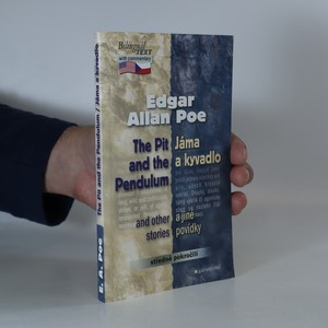 náhled knihy - Jáma a kyvadlo. Pit and the Pendulum