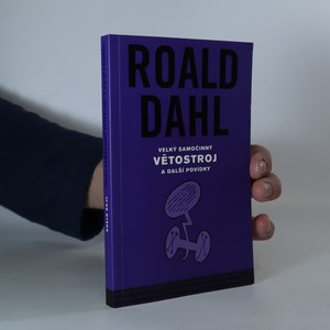 náhled knihy - Velký samočinný větostroj a další povídky