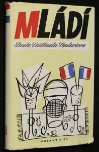 náhled knihy - Mládí Paula Vaillanta-Couturiera