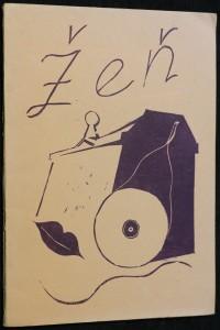 náhled knihy - IV. žeň sborníček literárních prací