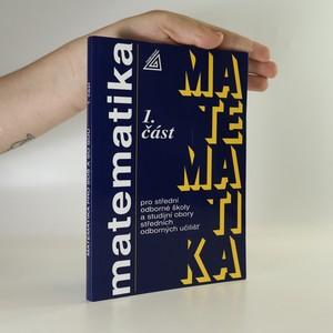 náhled knihy - Matematika pro střední odborné školy a studijní obory středních odborných učilišť