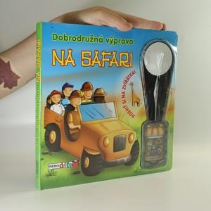 náhled knihy - Dobrodružná výprava na safari