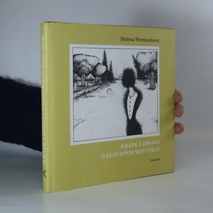 náhled knihy - Krátká zpráva o dlouhých minutách