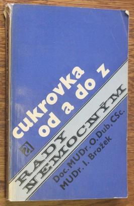 náhled knihy - Cukrovka od A do Z