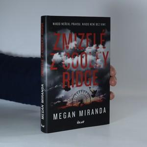 náhled knihy - Zmizelé z Cooley Ridge
