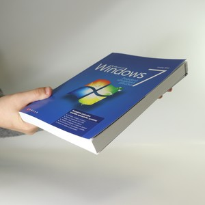 antikvární kniha Microsoft Windows 7. Podrobná uživatelská příručka, 2009