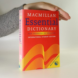 náhled knihy - MacMillan essential dictionary. For learners of english