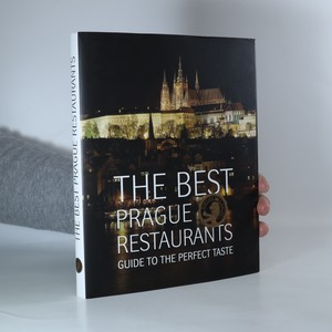 náhled knihy - The best Prague restaurants. Guide to the perfect taste