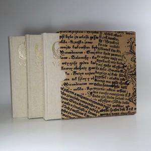 náhled knihy - Gotika v západních Čechách (1230-1530) I.-III. díl (komplet)
