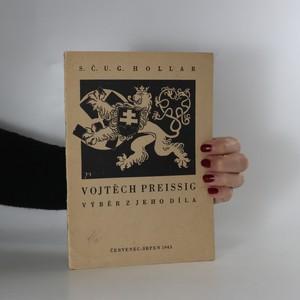 náhled knihy - Vojtěch Preissig. Výběr z jeho díla