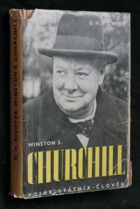 náhled knihy - Winston Churchill : voják, státník, člověk