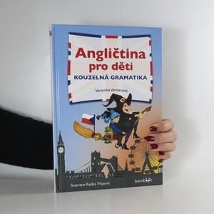 náhled knihy - Angličtina pro děti. Kouzelná gramatika
