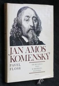 náhled knihy - Jan Amos Komenský : od divadla věcí k dramatu člověka