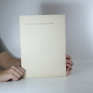 náhled knihy - Ústřižky z cestovních filmů. (Příloha Hollar, roč. VIII, svazek 4)