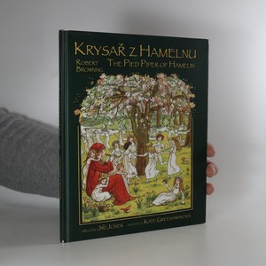 náhled knihy - The pied Piper of Hamelin. Krysař z Hamelnu